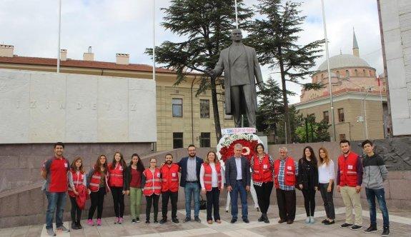 Türk Kızılayı'nın 149'uncu kuruluş yıl dönümü kutlandı