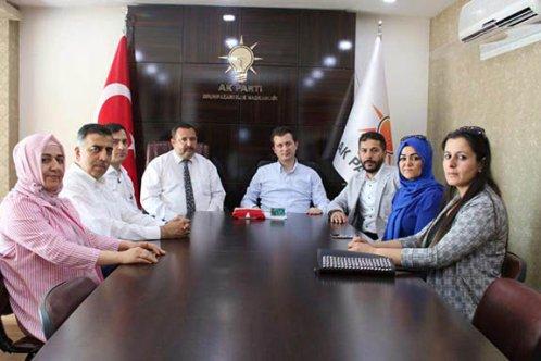 AK Parti ve MHP'den birlik mesajı