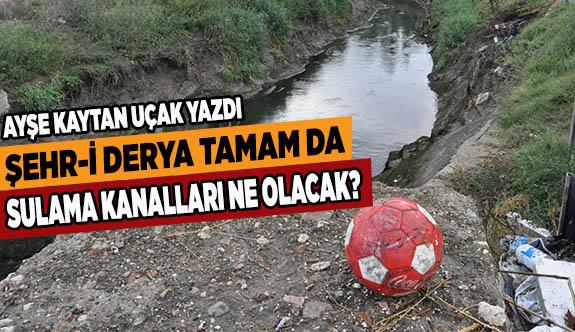 """ALDIM, VERDİM, BEN SENİ YENDİM"""