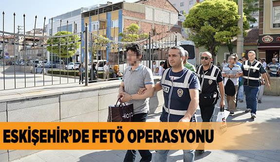 FETÖ şüphelisi 10 kişi gözaltına alındı