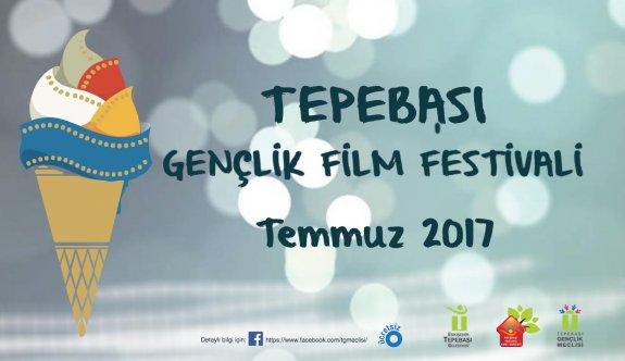 Tepebaşı Gençlik Film Festivali başlıyor