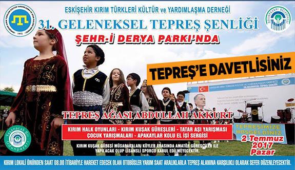 TEPREŞ ŞEHRİ DERYA PARKI'NDA