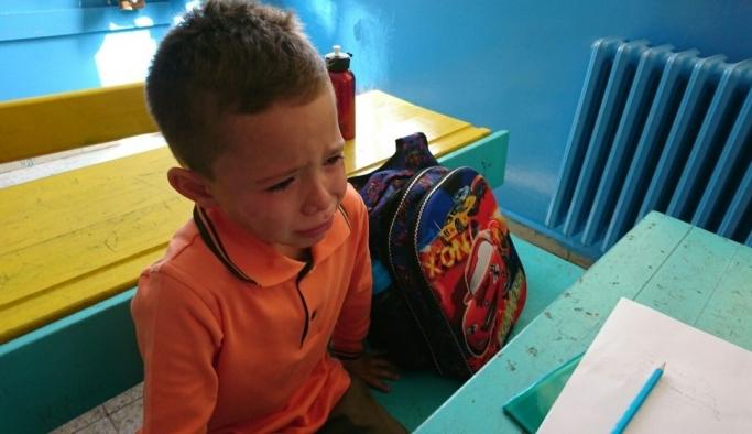 Seyitgazili miniklerin okul heyecanı