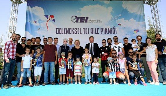 TEI çalışanları 'Geleneksel Aile Pikniğinde' buluştu