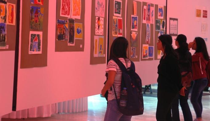 'Çocuk Üniversitesi Sergisi' ziyaretçilerini ağırlamaya devam ediyor