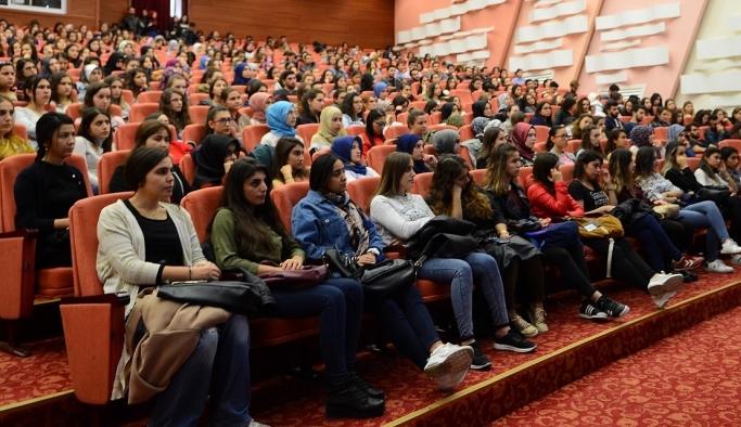 ESOGÜ Sağlık Bilimleri Fakültesi öğrencilerine temel iş güvenliği eğitimi verildi