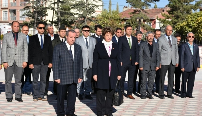 İnönü'de Muhtarlar Günü kutlandı