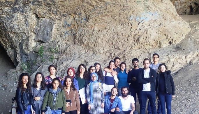 Mimarlık Bölümü öğrencileri İnönü'yü gezdi