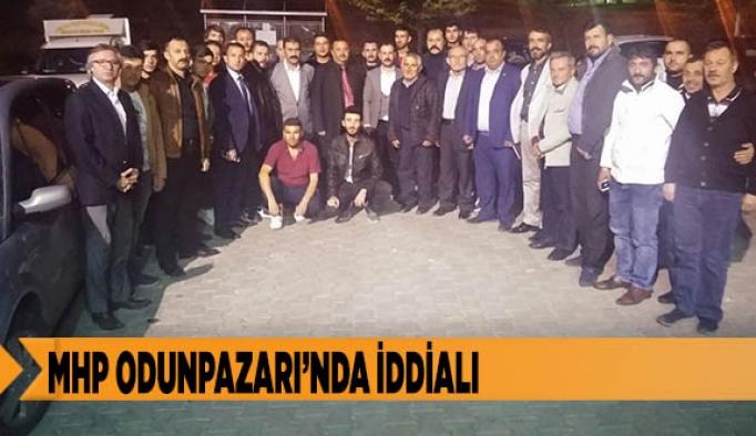 """""""ODUNPAZARI'NDA ARTIK ÜÇ HİLALİN DALGALANMASI GEREKİYOR"""""""