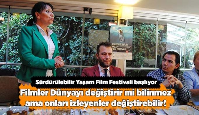 Sürdürülebilir Yaşam Film Festivali 22 Kasım'da izleyiciyle buluşuyor