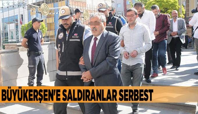 BÜYÜKERŞEN'E SALDIRANLAR SERBEST