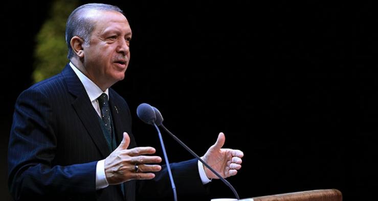 Cumhurbaşkanı Erdoğan'dan taşeron düzenlemesi açıklaması