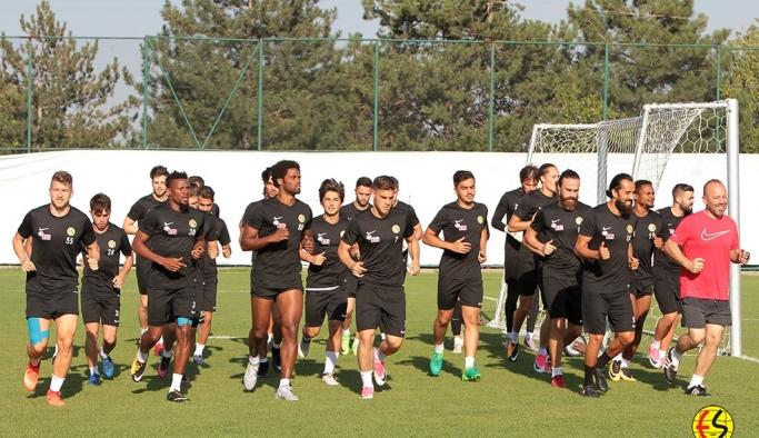 Eskişehirspor'un kamp programı belli oldu