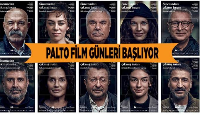 PALTO FİLM GÜNLERİ BAŞLIYOR