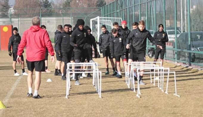 Eskişehirspor, Denizli maçı hazırlıklarına devam ediyor