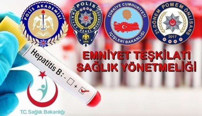 Hepatit B ve sağlıklı taşıyıcıların polis ve subay olabilmesi için imza kampanyası