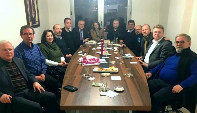KENT KONSEYİ'NDEN ERİAD'A ZİYARET