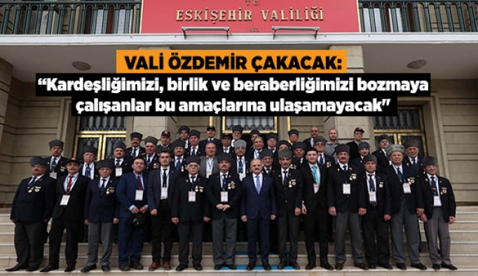 """Çakacak: """"Kardeşliğimizi, birlik ve beraberliğimizi bozmaya çalışanlar bu amaçlarına ulaşamayacak"""""""