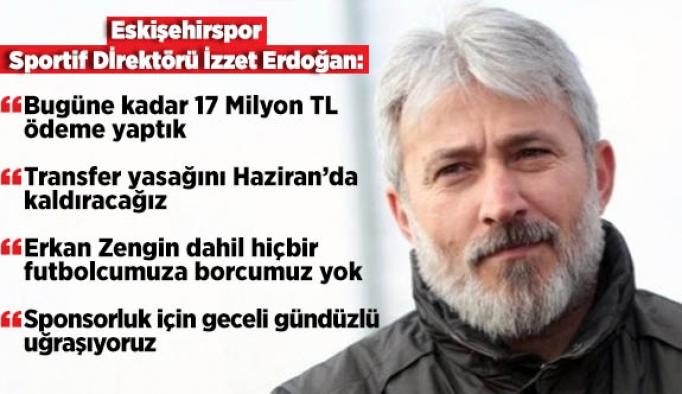 Erdoğan: Transfer yasağını Haziran'da kaldıracağız