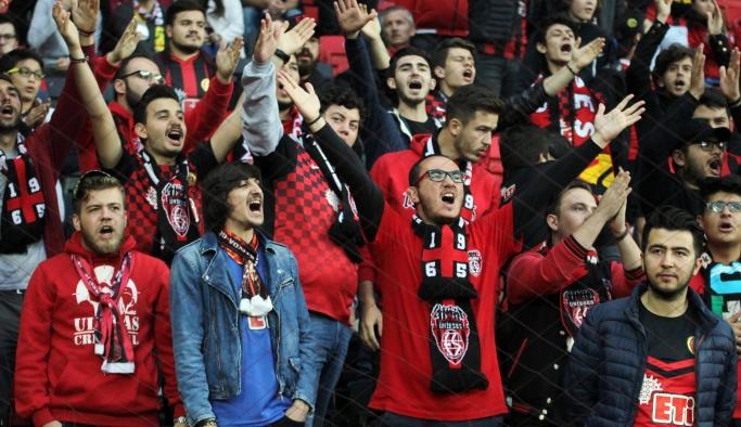 Gazişehir maçı biletleri satışa çıktı