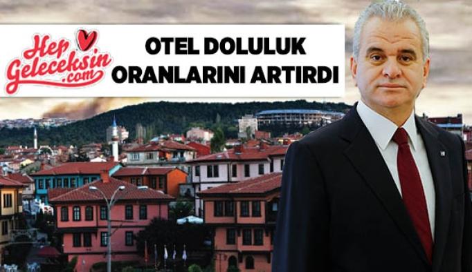HEPGELECEKSİN.COM OTEL DOLULUK ORANLARINI ARTIRDI
