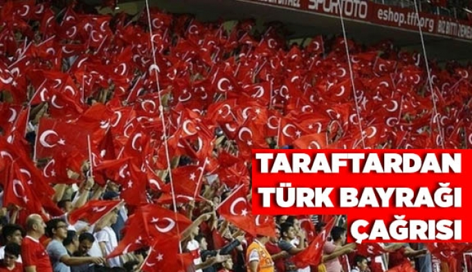 Türk Bayrağı ile gelin