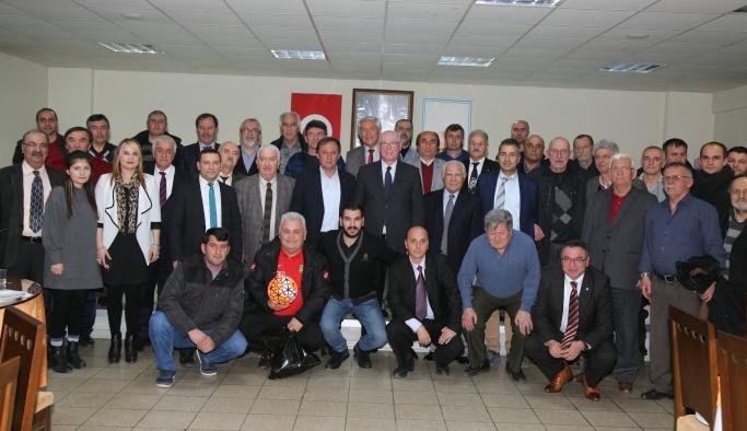 Odunpazarı Belediyesi'nden amatör spor kulüplerine yardım