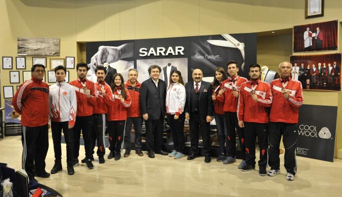 Sarar Taekwondocularının Başarısı