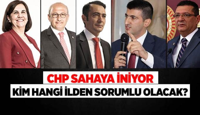CHP SAHAYA İNİYOR