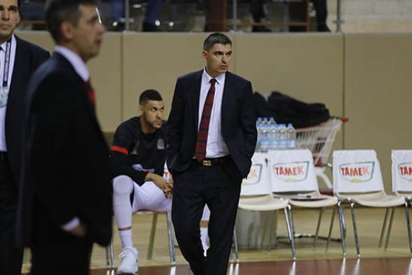 """Eskişehir Basket Koçu Berrocal """"Gelişmeye devam ediyoruz"""""""