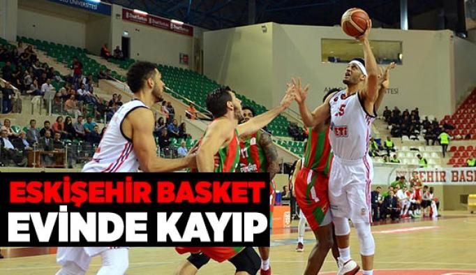 Eskişehir Basket-Pınar Karşıyaka: 66-72
