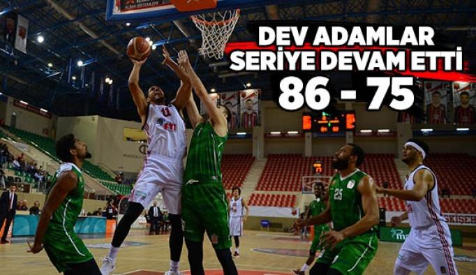 DEV ADAMLAR SERİYE DEVAM ETTİ 86 - 75