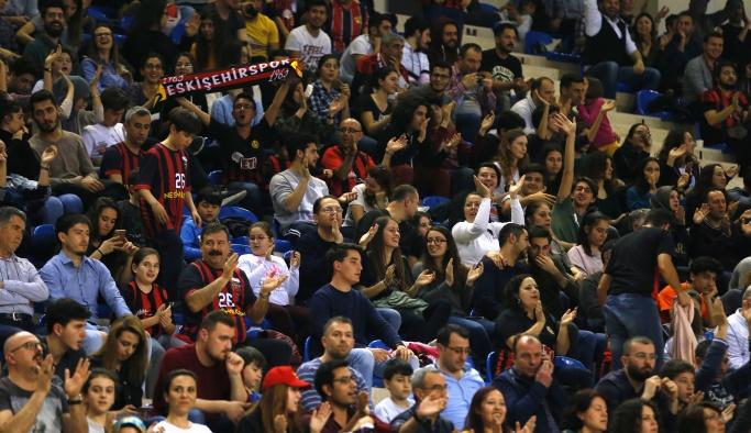 Eskişehir Basket'te biletler satışa çıktı