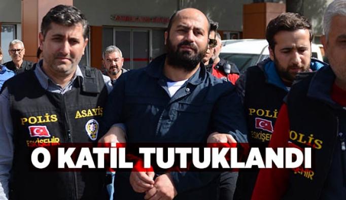 O Katil tutuklandı