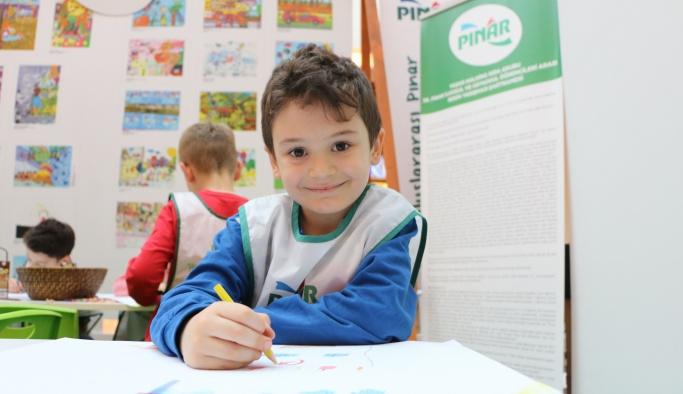 Pınar Çocuk Resim Atölyesi Eskişehir'de