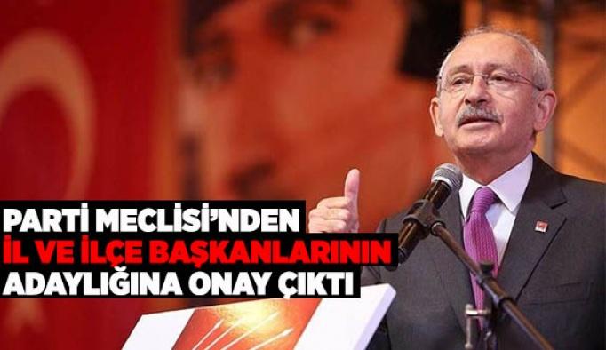 PM VE MYK'DA 'PRENSİP' KARARI ALINDI