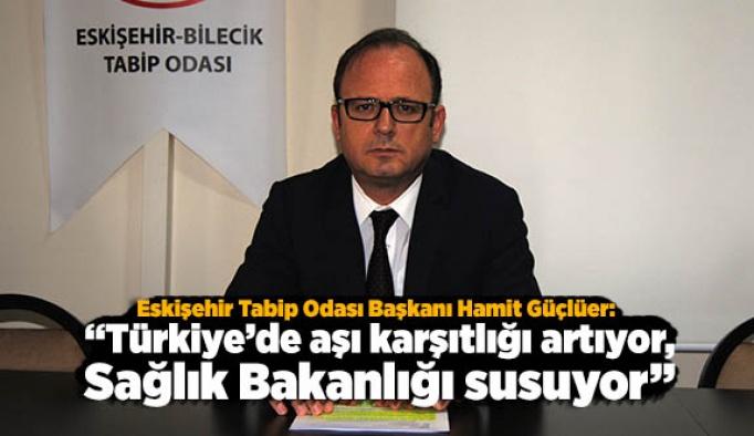 TÜRKİYE'DE AŞI KARŞITLIĞI ARTIYOR