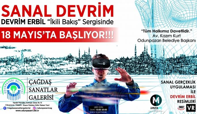 Teknoloji, Devrim Erbil'in İstanbul'una davet ediyor
