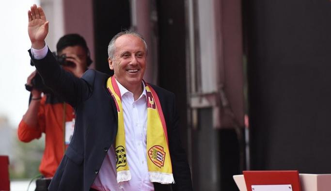 CHP'nin cumhurbaşkanı adayı İnce: Mağduriyetleri gidereceğiz