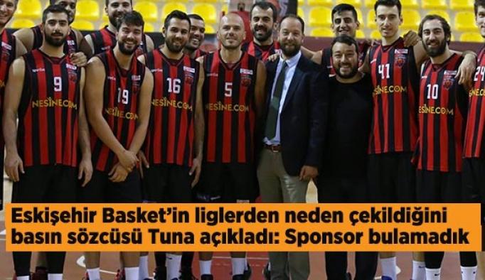 Şok karar sonrası Eskişehir Basket'ten ilk açıklama