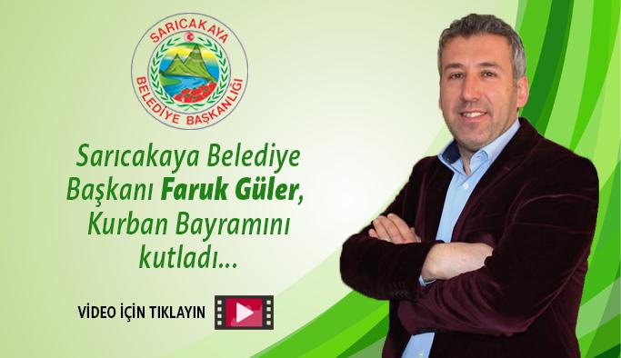 Başkan Güler'den bayram kutlaması