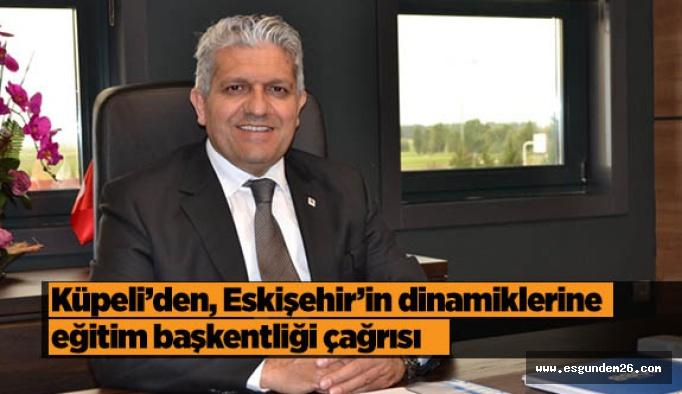 EOSB Başkanı Küpeli: Başkentliğe hazır olmalıyız