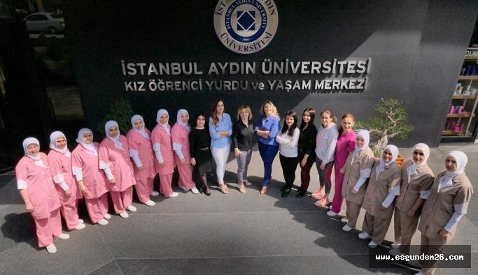 İstanbul'un en iyi Kız Öğrenci Yurdu