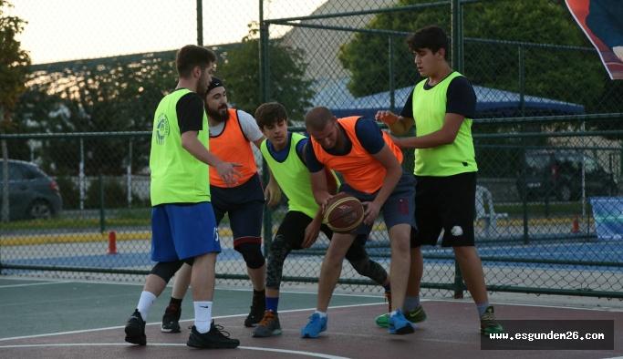 Odunpazarı'nda 3x3 Basketbol şöleni yaşanacak