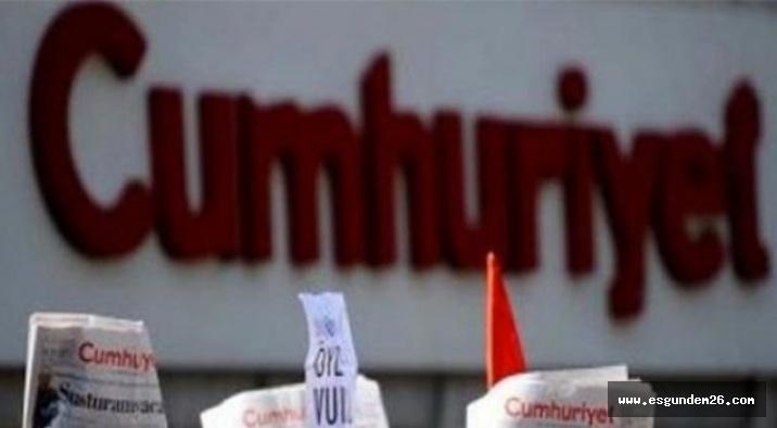 Cumhuriyet Gazetesi'nde yönetim değişti, istifalar başladı