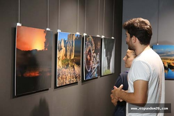 Ethem Tem Fotoğraf Yarışması Sergisi Eskişehir'de