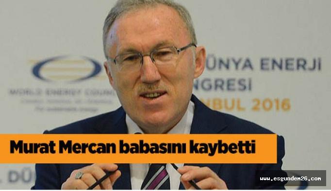 Tokyo Büyükelçisi Murat Mercan babasını kaybetti