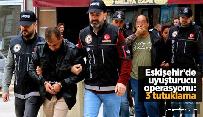 Uyuşturucu operasyonunda 7 gözaltı, 3 tutuklama