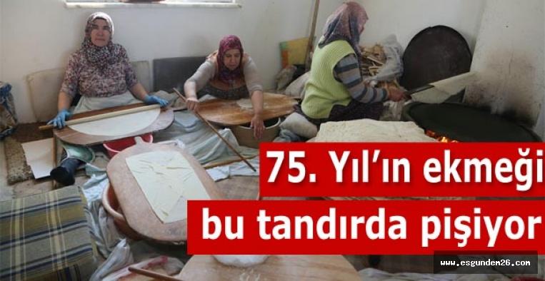 75. Yıl kadınları Selami Vardar'da buluşuyor