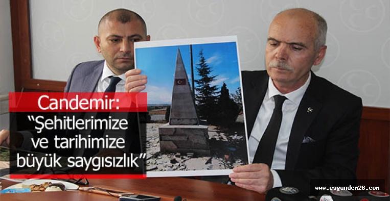 """Candemir Günyüzü Belediyesi'ne seslendi: """"Gerekeni yapın."""""""